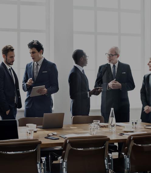 Executive Search Process - Talon Recruiting